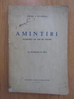 Anticariat: Petre Sturdza - Amintiri. Patruzeci de ani de teatru