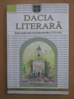 Anticariat: Revista Dacia Literara, anul XXIV, nr. 112-113, 2013