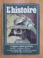 Anticariat: Revista L'histoire, nr. 28, noiembrie 1980