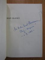 Teofil Bugnariu - Ioan Slavici (cu autograful autorului)