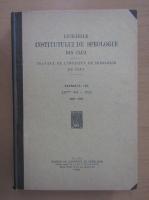 Anticariat: Travaux de l'institut de Speologie de Cluj (volumul 3)