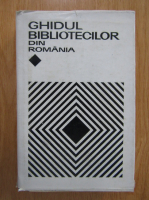 Anticariat: Valeriu Moldoveanu, Gheorghe Popescu, Mircea Tomescu - Ghidul bibliotecilor din Romania