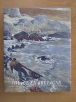 Voyage en Bertagne: artistes francais et roumains a la decouverte de la culture bretonne