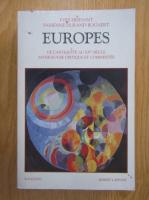 Yves Hersant - Europes de l'Antiquite au XXe siecle