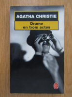 Anticariat: Agatha Christie - Drame en trois actes