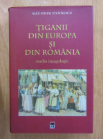 Anticariat: Alex Mihai Stoenescu - Tiganii din Europa si din Romania
