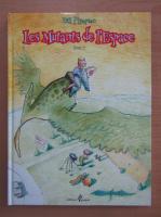 Anticariat: Bill Plymton - Les Mutants de l'Espace