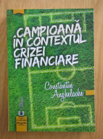 Anticariat: Constantin Anghelache - Campioana in contextul crizei financiare