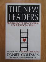Anticariat: Daniel Goleman - The New Leaders