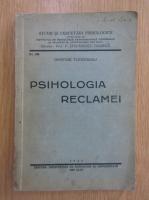 Dimitrie Todoranu - Psihologia reclamei