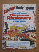 Harriet Wittels, Joan Greisman - The Clear and Simple Thesaurus Dictionary