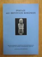 Anticariat: Ipostaze ale identitatii romanesti