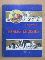 Anticariat: La Fontaine - Fables choisies