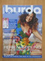 Anticariat: Revista Burda, nr. 6, 2004