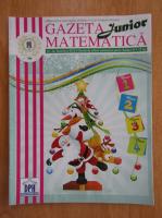 Anticariat: Revista Gazeta Matematica junior, nr. 24, decembrie 2012