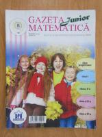 Anticariat: Revista Gazeta Matematica junior, nr. 59, noiembrie 2016