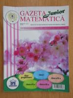 Anticariat: Revista Gazeta Matematica junior, nr. 74, mai 2018