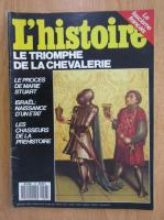 Anticariat: Revista L'histoire, nr. 97, februarie 1987
