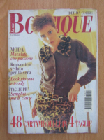 Anticariat: Revista La mia Boutique, anul XII, nr. 1, 1997