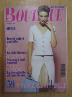Anticariat: Revista La mia Boutique, anul XIII, nr. 5, 1998