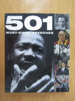 Anticariat: 501 Must-Know Speeches