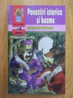 Anticariat: Alexandru Odobescu - Povestiri istorice si basme