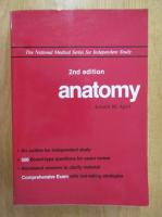 Anticariat: Ernest W. April - Anatomy