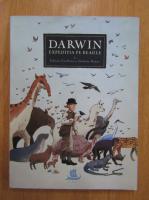 Anticariat: Fabien Grolleau - Darwin. Expeditia pe Beagle