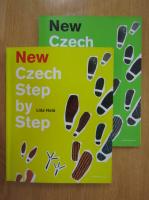 Anticariat: Lida Hola - New Czech Step by Step (2 volume, manual si auxiliar)