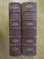 M. Leon Say, Joseph Chailley - Nouveau dictionnaire d'economie politique (2 voloume)