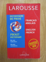 Anticariat: Pocket Dictionary french-english, english-french