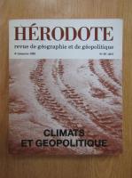 Anticariat: Revista Herodote, nr. 39, 1985