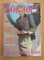 Anticariat: Revista La mia Boutique, anul XII, nr. 9, 1997
