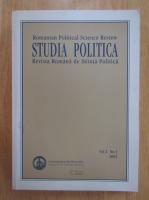 Anticariat: Revista Romana de Stiinta Politica (volumul 1, nr. 1)