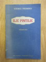 Anticariat: Veronica Porumbacu - Ilie Pintilie