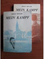 Adolf Hitler - Mein Kampf (2 volume)