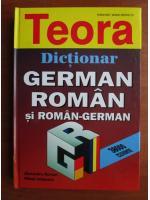 Anticariat: Alexandru Roman - Dictionar German-Roman si Roman-German (38000 cuvinte)