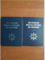Dictionar enciclopedic de marina (2 volume)