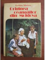 Anticariat: Dumitru Martinas - Originea ceangailor din Moldova