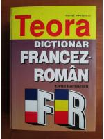 Elena Gorunescu - Dictionar Francez-Roman