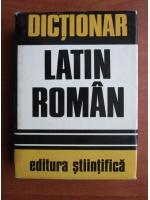 Gheorghe Gutu - Dictionar Latin-Roman