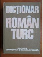 Anticariat: Grecu Mitica - Dictionar Roman-Turc