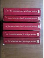 I. Artobolevski - Les mecanismes dans la technique moderne (5 volume)