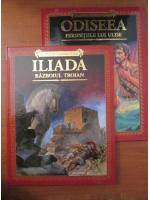Anticariat: Iliada: Razboiul Troian / Odiseea: Peripetiile lui Ulise