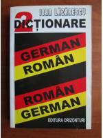 Anticariat: Ioan Lazarescu - 2 dictionare German-Roman, Roman-German