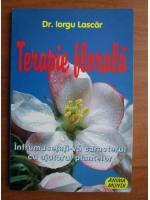 Anticariat: Iorgu Lascar - Terapie florala