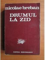 Anticariat: Nicolae Breban - Drumul la zid