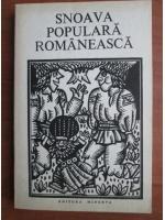 Snoava populara romaneasca