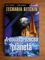 Zecharia Sitchin - A douasprezecea planeta