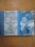 Anticariat: Adrian Streinu-Cercel, Mircea Angelescu - Analele Institutului de Boli Infectioase Prof. Dr. Matei Bals (2 volume)